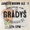 Janet's Brown Ale No.1
